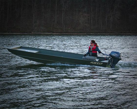 Marine Service, LLC - Aldweld Boat